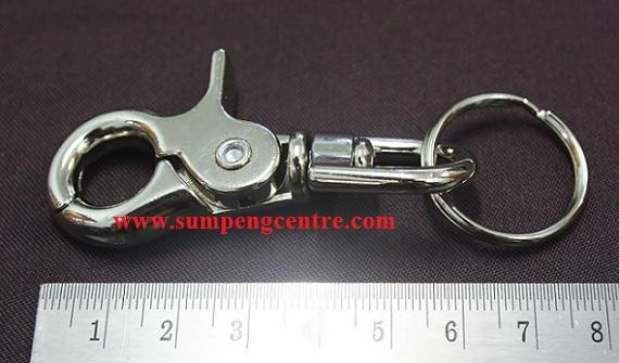 พวงกุญแจก้ามปู K02