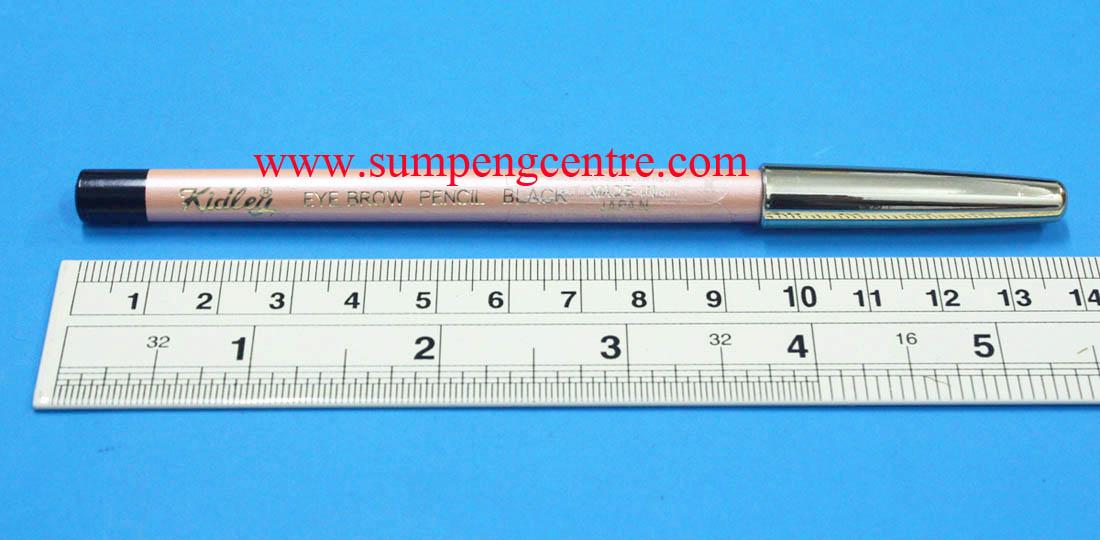 ดินสอเขียนคิ้วคิดลี่ สีดำ 1