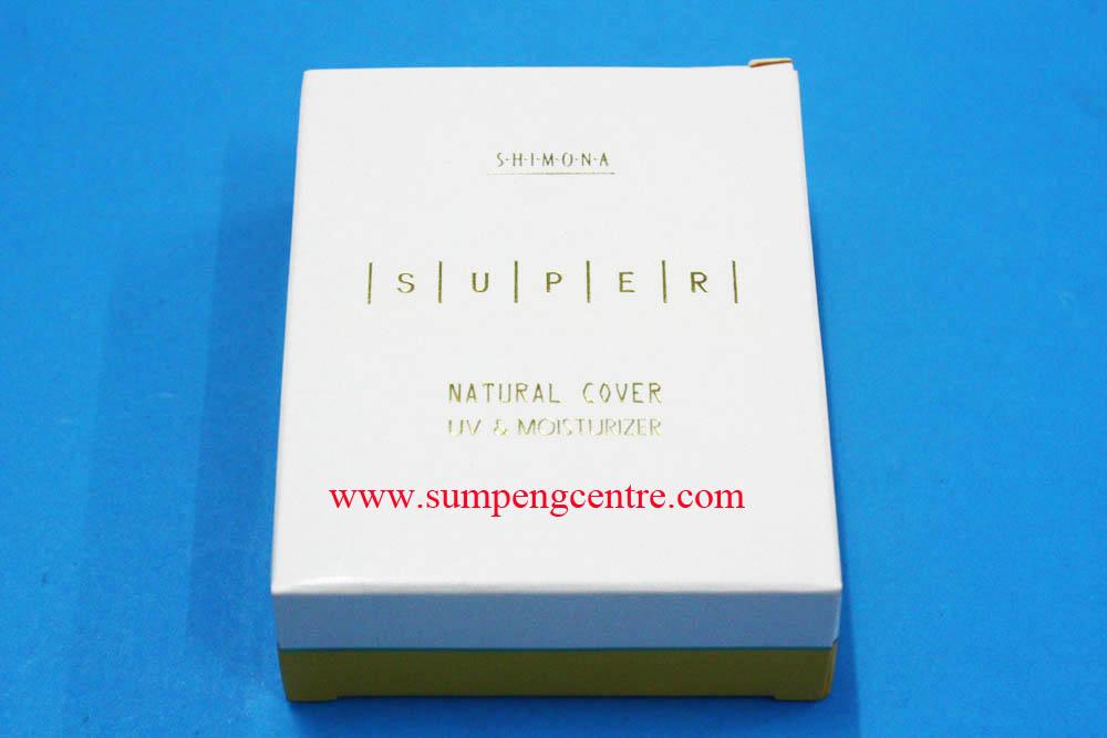 แป้งทาหน้า ชิโมน่า ซุปเปอร์ UV Moisturiser no.2