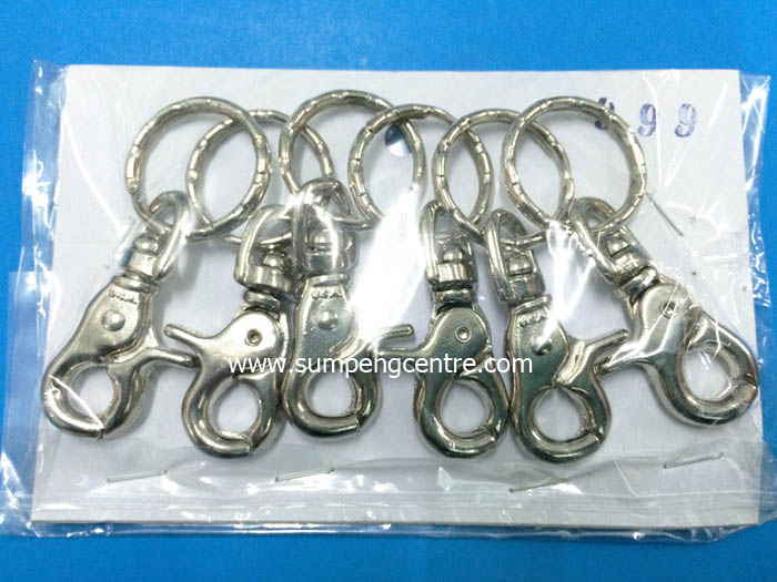 พวงกุญแจก้ามปู no:999