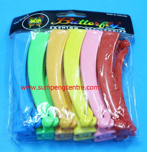 กิ๊บกล้วย no:6 - สีสด