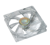 Coolermaster Blue LED Silent 120SI3 (Twin Pack)