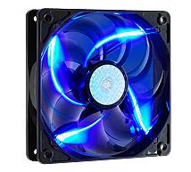 Coolermaster Blue LED Silent 90CFM