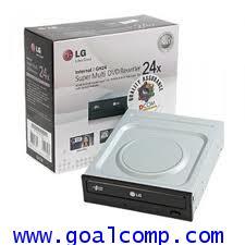 DVDRW LG 24X SATA ประกัน 1 ปี