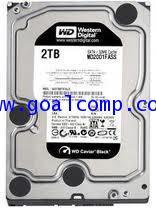 HDD WD2TB Black /SATA3/64MB-5YEAR