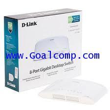 D-Link HUB Gigabit 8 port(DGS-1008A)