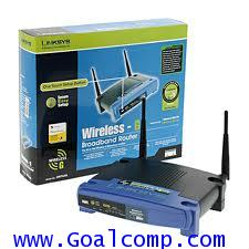LINKSYS ROUTER (WRT54GL)