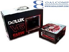 POWER SUPPLY DELUX PS-V6 550W