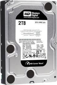 HDD WD2TB(WD2003FYYS)-5YEAR