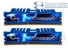 G-SKILL 16GBXM/1600 CL9 (8GBX2) RIPJAWSX