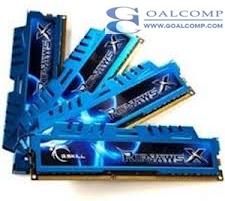 G.SKILL DDR3 32GB-1600 XM [RipjawsX]