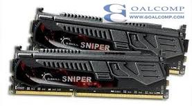G.SKILL DDR3 8GB-2133 SR [SNIPER]