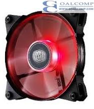 FAN Cooler JetFlo 120 [Red]