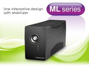 UPS CLEANLINE ML850Q(LED)/325w
