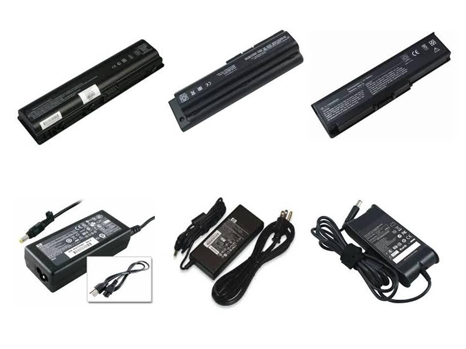 Battery  AC Adapter Notebook