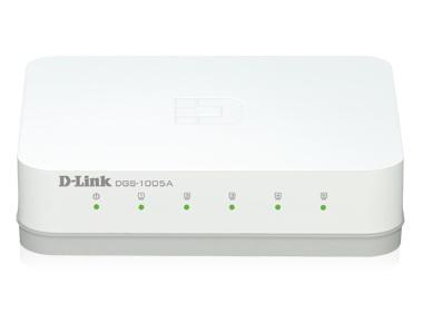 D-Link HUB Gigabit 5 port(DGS-1005A)