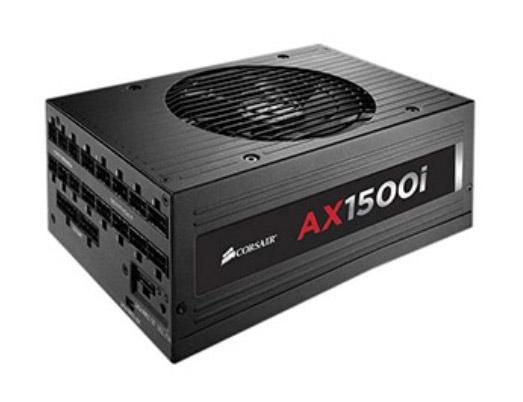 POWER SUPPLY CORSAIR AX1500i 80+ TITANIUM