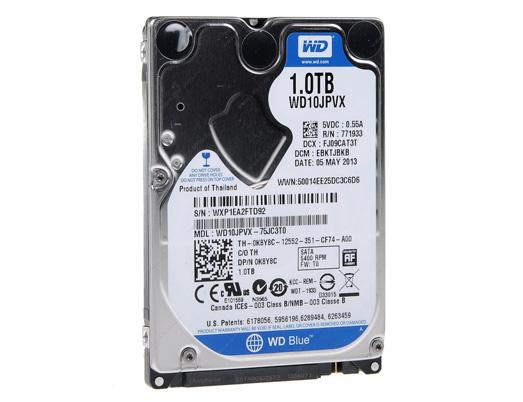 HDD WD N/B 1TB/5400 RPM