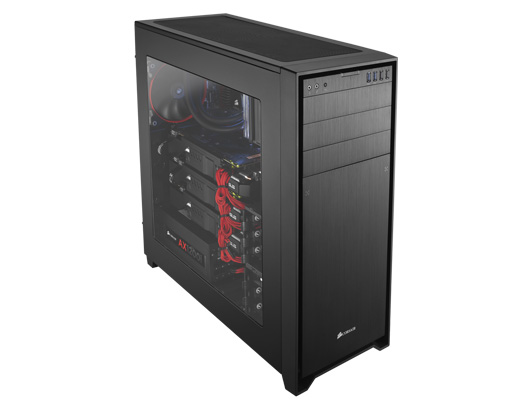 CASE CORSAIR OBSIDIAN 750D BLACK AIRFLOW EDITION