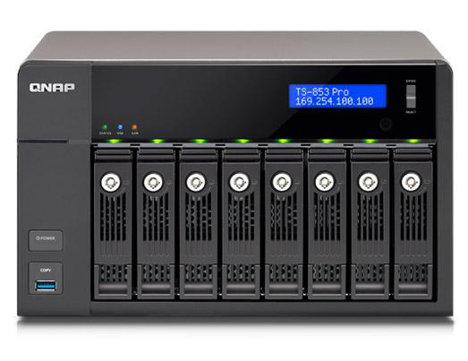 NAS QNAP TS-853 PRO