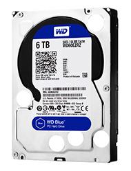 4.0 TB HDD WD SATA-3 BLUE
