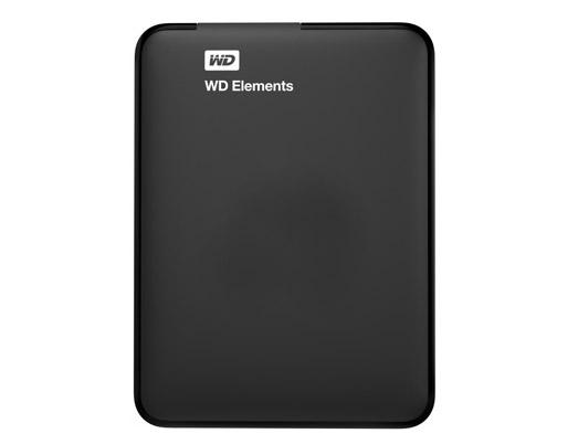 750 GB HDD WD ELEMENTS BLACK