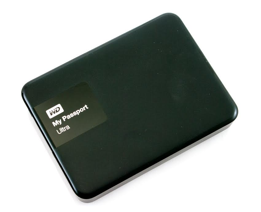 1.0 TB HDD WD MY PASSPORT ULTRA
