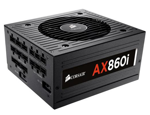 POWER SUPPLY CORSAIR 860W AX860I (80+PLATINUM)