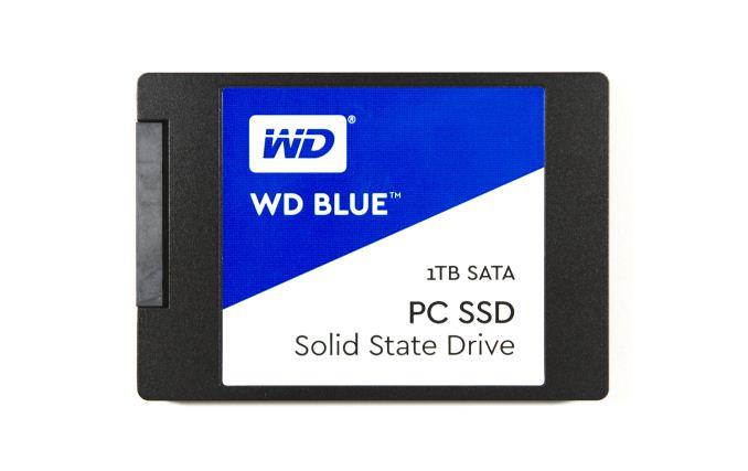 SSD 1TB WD BLUE (WDSSD1TB) SATA (HH) 3-Y