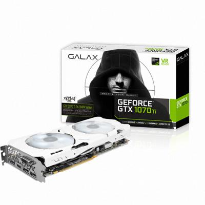 GALAX GEFORCE GTX 1070TI EX-SNPR WHITE 8GB