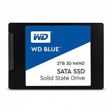 2 TB SSD WD BLUE ( WDS200T2B0A )SATA-3.0