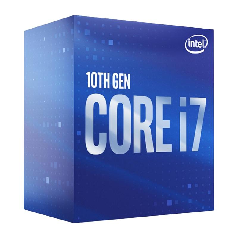 INTEL  CORE I7-10700 2.9 GHz