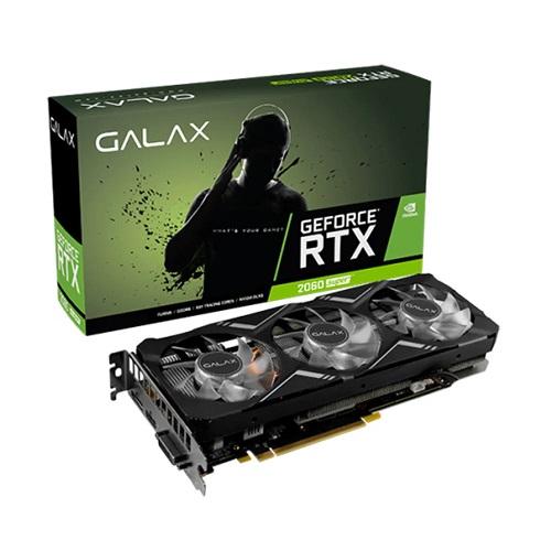 GALAX GEFORCE RTX 2060 SUPER GAMER (1-CLICK OC) - 8GB GDDR6