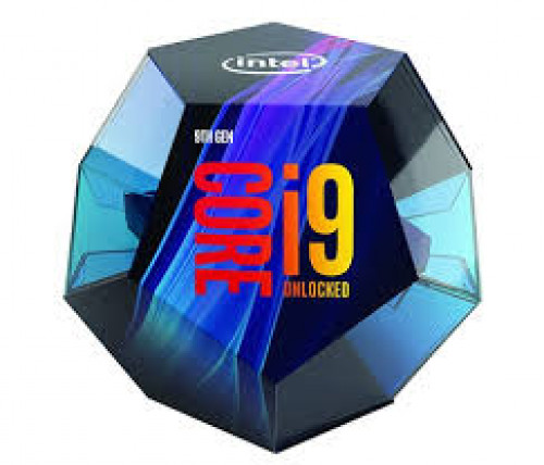 CPU INTEL 1151 CORE I9-9900K 3.6 GHz (WITHOUT CPU COOLER)