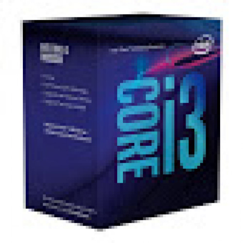 CPU  INTEL 1151 CORE I3-9100F 3.6 GHz