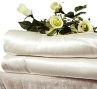 มายุคินุโกะ โกลเด้น ซิลค์ King Size Blanket (ผ้าไหมสีขาว ไม่มีลาย)
