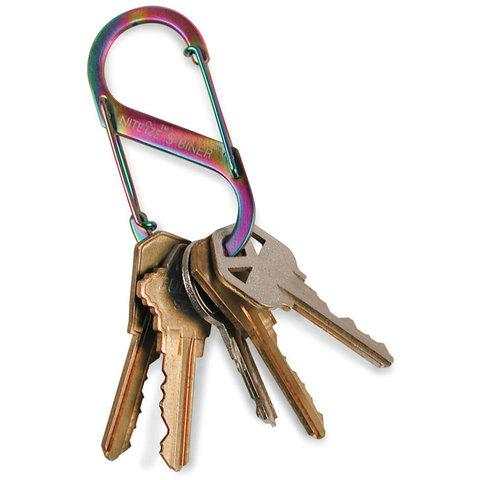 พวงกุญแจ Nite-Ize  รุ่น S-Biner1