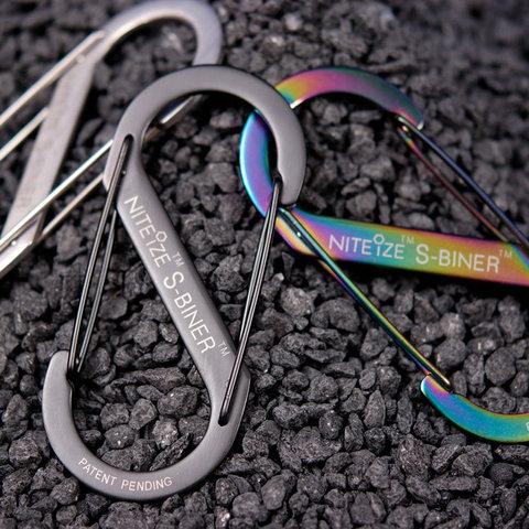 พวงกุญแจ Nite-Ize  รุ่น S-Biner4