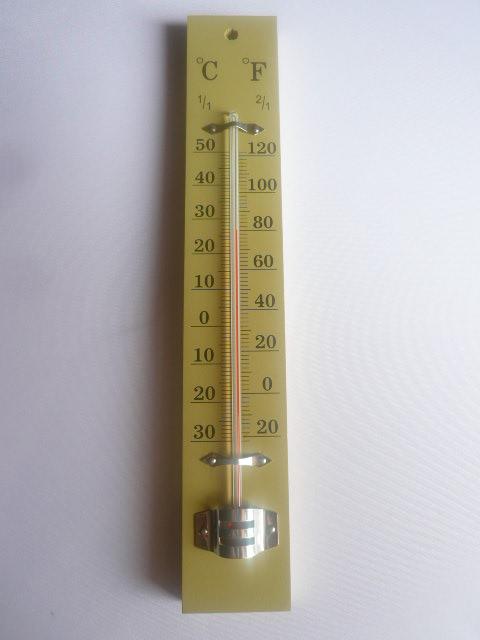 ปรอทวัดอุณหภูมิ 10 นิ้ว ( Thermometer Room )