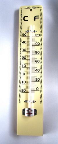 ปรอทวัดอุณหภูมิ 12 นิ้ว ( Thermometer Room )