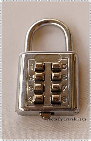 กุญแจรหัส รุ่น CR-601