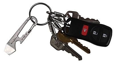 พวงกุญแจเครื่องมือ DOOHICKEY - KEY TOOL