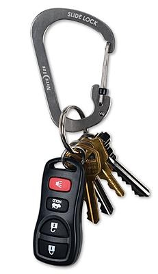 พวงกุญแจ SlideLock Carabiner4
