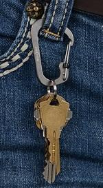 พวงกุญแจ SlideLock Carabiner2