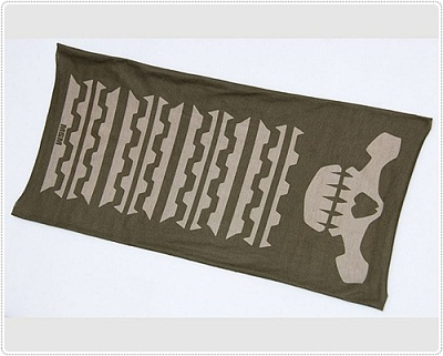 ผ้าบัฟเอนกประสงค์ MSM Skull Mask Multi-Wrap
