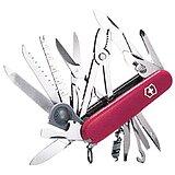 มีดเอนกประสงค์ Victorinox SwissChamp - Red 1.6795