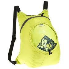 กระเป๋าเป้หลังพับได้ Quechua Ultralight 15 L