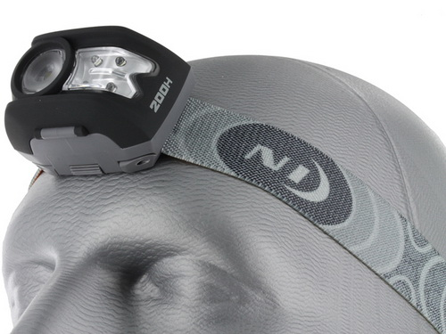 Nite Ize ไฟฉายคาดหัว Radiant 250 Rechargeable Headlamp (ชาร์จไฟไม่ใช้ถ่าน)