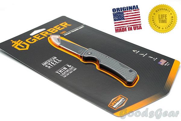 มีดพับ GERBER US1 Pocket Folding Knife (31-003040)