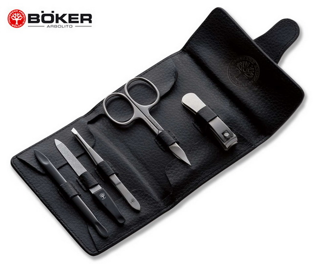 ชุดตัดเล็บ BOKER Manicure Set Classic 04BO606